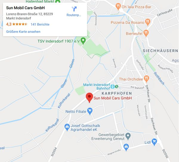 Wohnmobile Verkauf für  Oberföhring (München), Neubiberg, Ottobrunn, Pullach (Isartal), Taufkirchen, Aschheim, Gräfelfing und Unterföhring, Unterhaching, Neuried